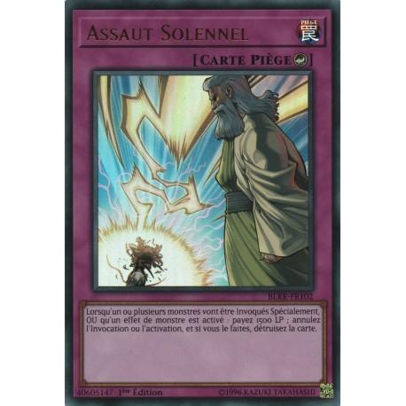 Yugioh - Assaut Solennel (UR) [BLRR]