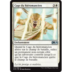 Blanche - Cage du hiéromancien (U) [M19]