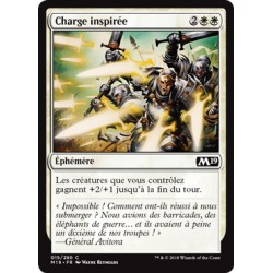 Blanche - Charge inspirée (C) [M19]