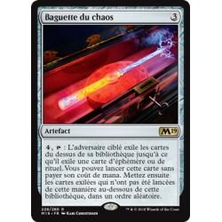 Artefact - Baguette du chaos (R) [M19]
