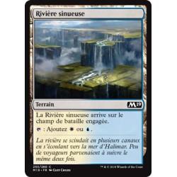Terrain - Rivière sinueuse (C) [M19]
