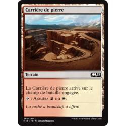 Terrain - Carrière de pierre (C) [M19]