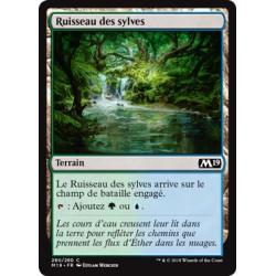Terrain - Ruisseau des sylves (C) [M19]