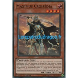 Yugioh - Maximus Croisédia (SR) [CYHO]