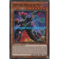 Yugioh - Zirnitron Dragon de Mana (SR) [CYHO]
