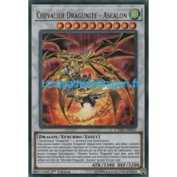 Yugioh - Chevalier Dragunité - Ascalon (UR) [CYHO]