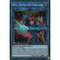 Yugioh - Wee Apprentie Sorcière (SR) [CYHO]