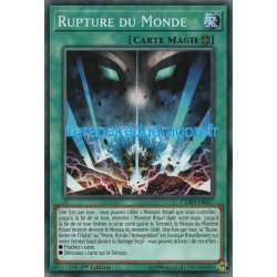 Yugioh - Rupture du Monde (C) [CYHO]