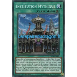 Yugioh - Institution Mythique (C) [CYHO]