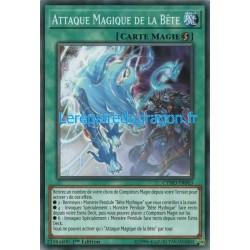 Yugioh - Attaque Magique de la Bête (C) [CYHO]