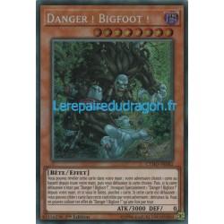 Yugioh - Danger ! Bigfoot ! (STR) [CYHO]