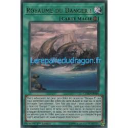 Yugioh - Royaume du Danger ! (UR) [CYHO]