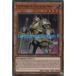 Yugioh - Custennin le Chevalier Noble (SR) [CYHO]