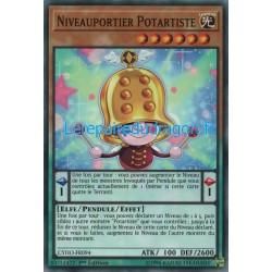 Yugioh - Niveauportier Potartiste (C) [CYHO]