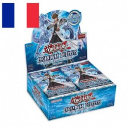 Boîte Duellistes Légendaires Dragon Blanc des Abysses (36 boosters)