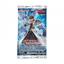 Booster Duellistes Légendaires Dragon Blanc des Abysses