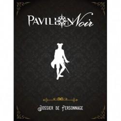 Pavillon Noir 2e Edition - Dossier de Personnage (Jeux de Rôle)