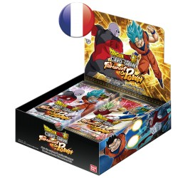 Boîte de 24 boosters Dragon Ball Super Card Game - Theme Boosters + 2 Packs Promos