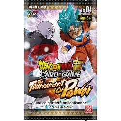 Booster Dragon Ball Super Card Game - Theme Booster TB01