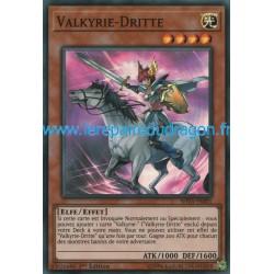 Yugioh - Valkyrie-Dritte (SR) [SHVA]