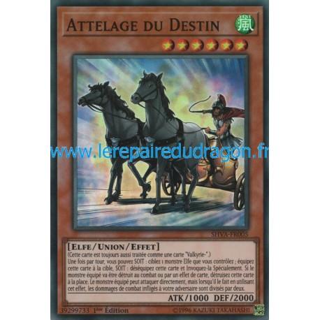 Yugioh - Attelage du Destin (SR) [SHVA]