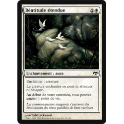 Blanche - Béatitude étendue (C)