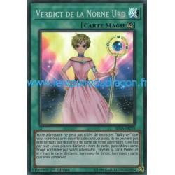 Yugioh - Verdict de la Norne Urd (SR) [SHVA]