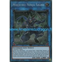 Yugioh - Maestro Ninja Saizo (STR) [SHVA]