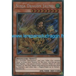 Yugioh - Ninja Dragon Jaune (STR) [SHVA]