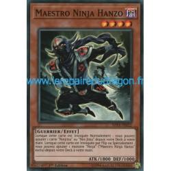 Yugioh - Maestro Ninja Hanzo (SR) [SHVA]