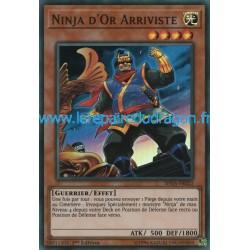 Yugioh - Ninja d'Or Arriviste (SR) [SHVA]