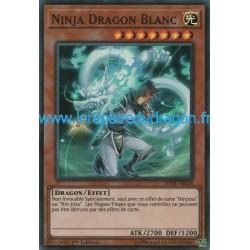 Yugioh - Ninja Dragon Blanc (SR) [SHVA]