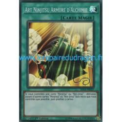 Yugioh - Art Ninjitsu Armure d'Alchimie (SR) [SHVA]