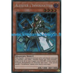 Yugioh - Aleister l'Invokhateur (STR) [SHVA]