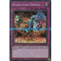 Yugioh - Invocation Oméga (SR) [SHVA]