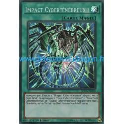 Yugioh - Impact Cyberténébreux ! (SR) [SHVA]