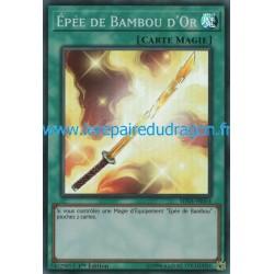 Yugioh - Épée de Bambou d'Or (SR) [SHVA]