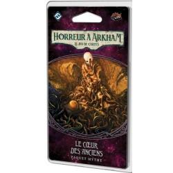 Horreur à Arkham - Civilisation Oubliée #4 Le Coeur des Anciens