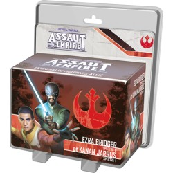 Star Wars Assaut sur l'Empire - Ezra Bridger et Kana Jarrus