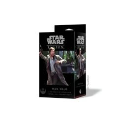Star Wars - Legion - Extension Commandant Han Solo