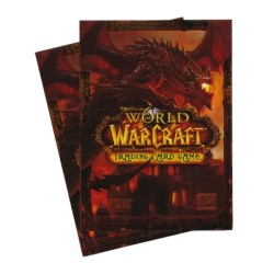 World of Warcraft Deathwing - 80 protège-cartes