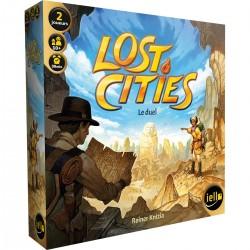 Lost Cities - le Duel (en Français)