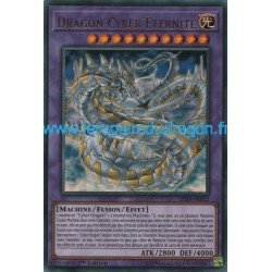 Yugioh - Dragon Cyber Éternité (UR) [LED3]