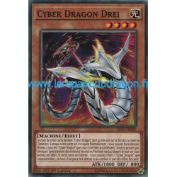 Yugioh - Cyber Dragon Drei (C) [LED3]