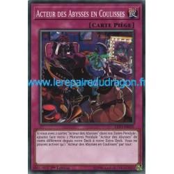 Yugioh - Acteur Des Abysses - En Coulisses (C) [LED3]
