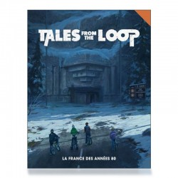 Tales from the Loop : La France des Années 80