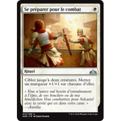 Blanche - Se préparer pour le combat (U) [GRN]