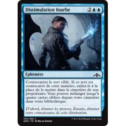Bleue - Dissimulation fourbe (C) [GRN]