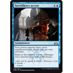 Bleue - Surveillance accrue (U) [GRN]