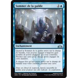 Bleue - Sommet de la guilde (U) [GRN]
